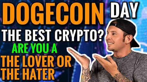 DOGECOIN DAY DOGE TO THE MOON DOGE BUBBLE - YouTube