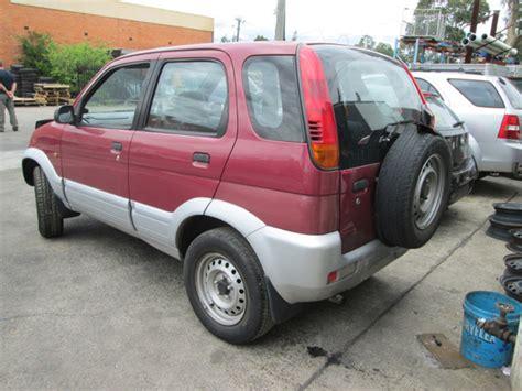 » Daihatsu Terios I 1.3i -m- Red. Daihatsu Spare Parts