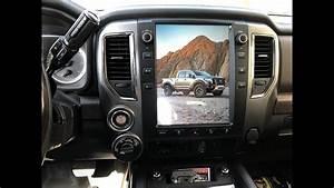 2004 Nissan Titan Stereo Upgrade