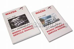 Mazda Bongo Workshop Manual