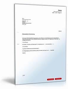 Rechnung Bei Versicherung Einreichen Vorlage : eidesstattliche versicherung vorlage zum download ~ Themetempest.com Abrechnung