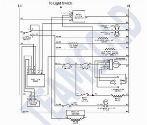Are Ice Maker Electrical Schematics  Wiring Diagrams