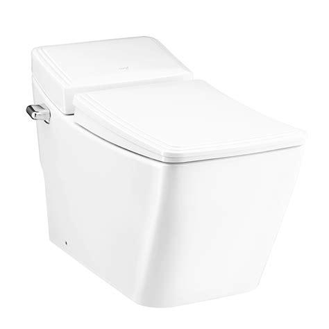 Cotto Water Closet by C10147 Thantara One Toilet Cotto