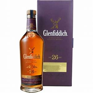 Glenfiddich Excellence 26 Year Old Single Malt Scotch ...