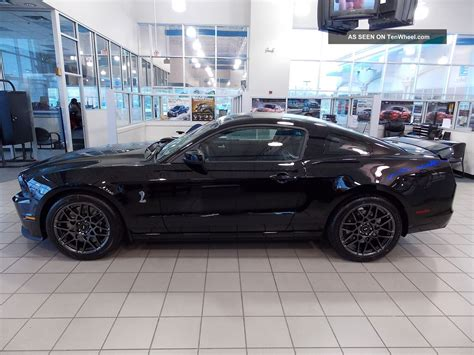 ford mustang shelby gt coupe