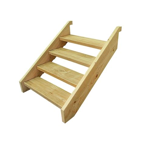 Step Deck R Kit by Wilmaplex Treated Pine Ezistep 4 Step Stringer Kit