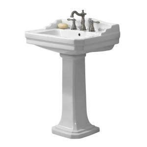 Pegasus Pedestal Sink Home Depot by Pedestal Home Depot And Sinks On