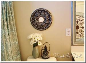 17 best images about ceiling medallions on pinterest With medallion wall art