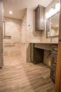 Shower, U0026, Bathroom, Accessible, Remodel, U2013, Smart, Accessible, Living