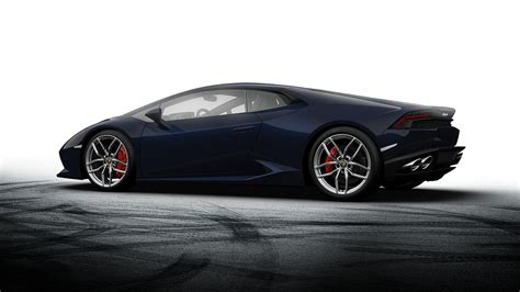 Lamborghini Launches Official Huracan Configurator.2014