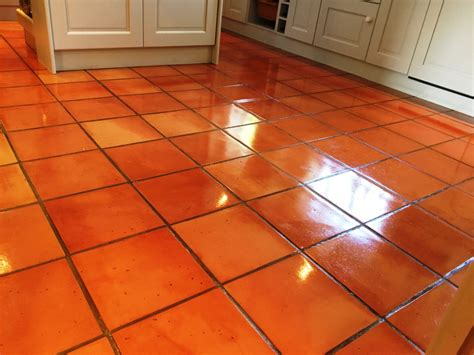 re tiling kitchen floor restoring kitchen in west surrey cleaning tile 4502