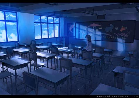 blue sky classroom  ultra hd wallpaper background