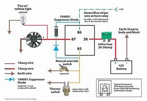 Image Result For Wiring A Auto Relay For Heater