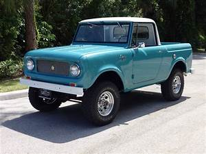 1964 International Scout 80 4x4 For Sale On Bat Auctions