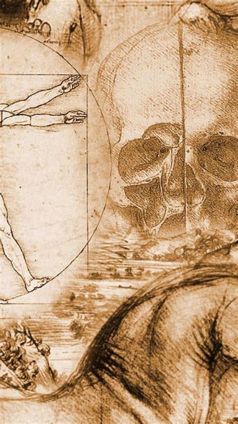 Leonardo Da Vinci Wallpaper WallpaperSafari