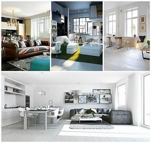 amenagement petit appartement great ide amnagement studio With comment meubler un petit studio 3 amenager un petit appartement le defi favori des designers