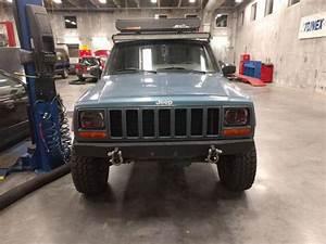 Cherokee Xj  Wrangler Yj 5 X 7 Headlights  U00b7 Code 4 Led Supply