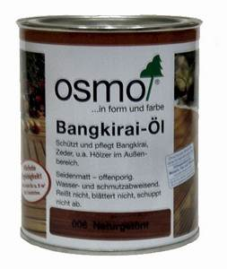 Osmo Douglasien öl : osmo bangkirai l 006 naturget nt seidenmatt 750ml homecenterla shop ~ Buech-reservation.com Haus und Dekorationen