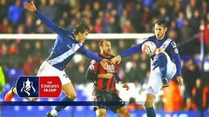 Birmingham 1-2 Bournemouth - Emirates FA Cup 2015/16 (R3 ...