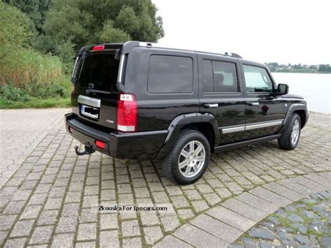 jeep commander 2012 2012 jeep commander 3 0 crd overland with vat car photo