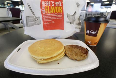 Mcdonalds Kitchener by Mcdonald S Canada Testing All Day Breakfast Menu In B C