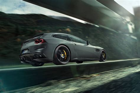 Gtc4lusso T Picture by Novitec S Gtc4lusso T Has Carbon Extras And 709bhp