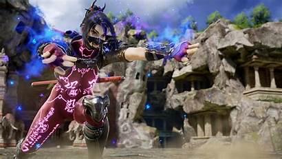 Taki Soul Soulcalibur Calibur Character Screenshots Roster