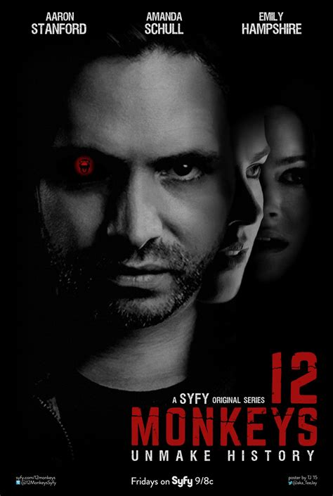 Resume 12 Monkeys by 12 Monkeys Dvdtoile