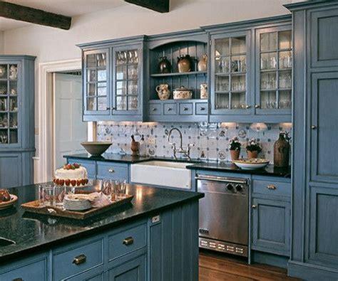 blue kitchen paint color ideas the s catalog of ideas