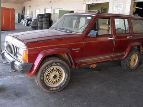 1966 jeep gladiator 1986 jeep cherokee overview cargurus