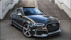 Audi Rs3 Sedan : finally 2018 400hp audi rs3 sedan 5cyl turbo shape we 39 ve been waiting for youtube ~ Medecine-chirurgie-esthetiques.com Avis de Voitures