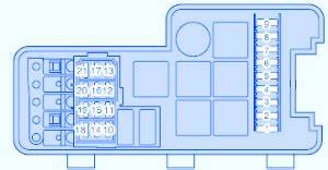 1997 Volvo 850 Fuse Box Diagram : volvo 2011 compartment fuse box block circuit breaker ~ A.2002-acura-tl-radio.info Haus und Dekorationen
