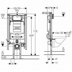 Geberit Spülkasten Maße : geberit duofix element f r wand wc 112 cm sigma up ~ Michelbontemps.com Haus und Dekorationen