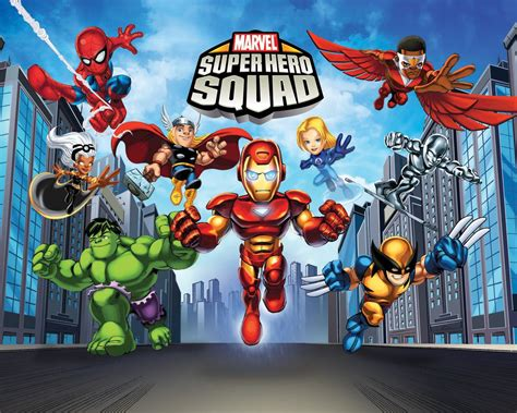 news marvel super hero squad sequel officially confirmed