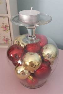 Unique, Candle, Holders, Vintage, Brandy, Glass, Up