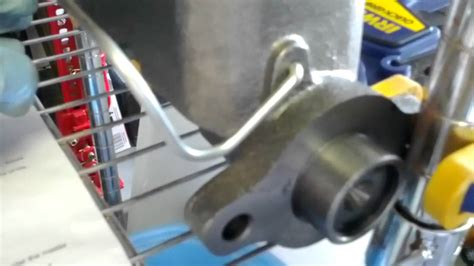 master cylinder replacement  nasty hydroboost youtube