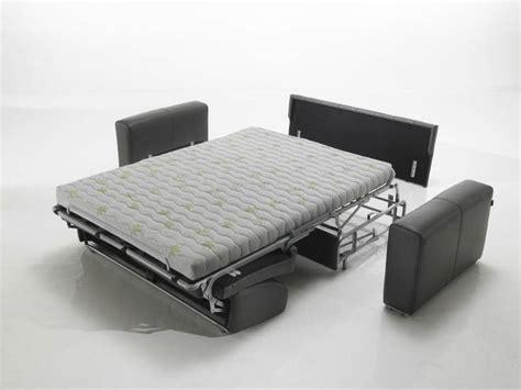 canape demontable canapé convertible cuir haut de gamme à ouverture express