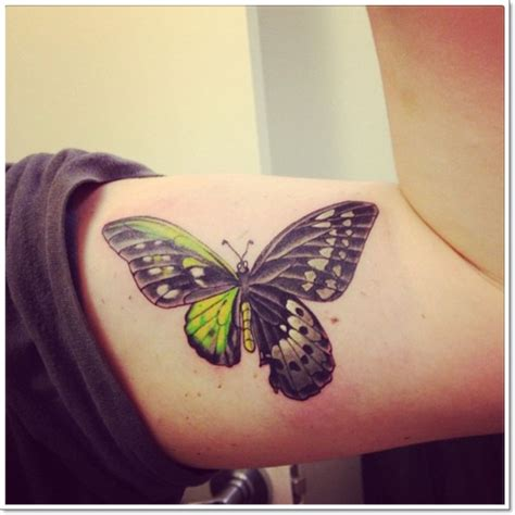 unique butterfly tattoo design ideas