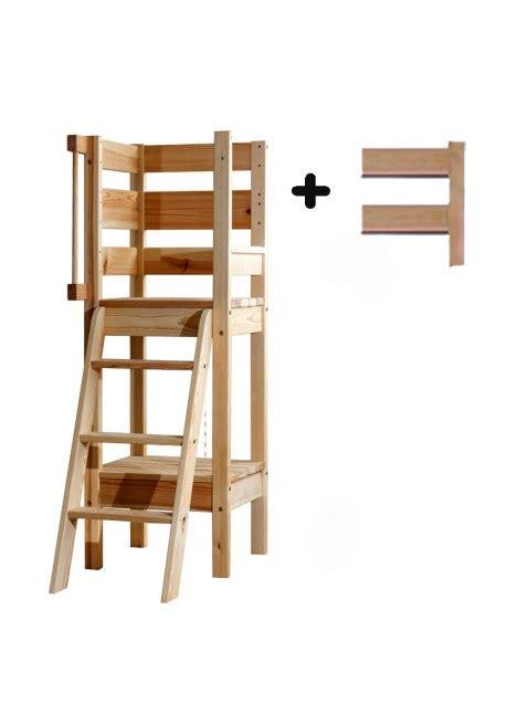 treppe 3 stufen etagenbett treppe sicherheitstreppe 140 cm holz massiv 3 stufen