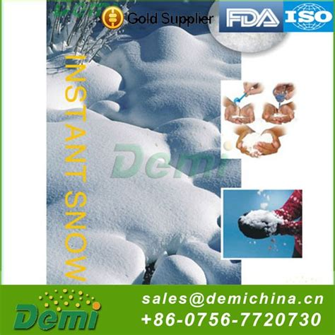 cheap outdoor artificial snow best selling christmas gifts