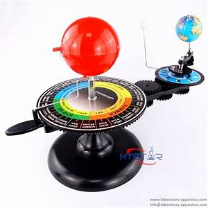 Manual Control Sun Moon Earth Model School Science