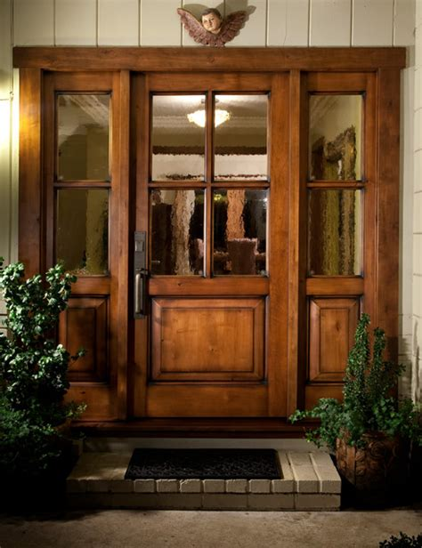 Custom Doors  Traditional  Entry  San Francisco By