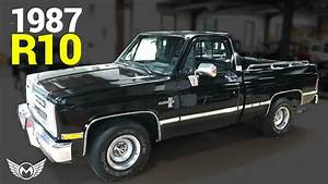 1987 Chevrolet R10 Short Bed Silverado 1500