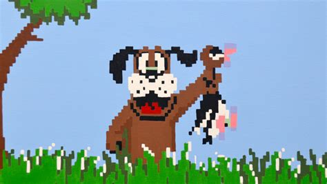 Duck Hunt Port For Nintendo Wii U Set For Christmas Day