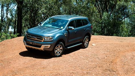 Ford Everest by 2017 Ford Everest Trend Rwd Review Caradvice