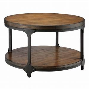 coffee tables ideas coffee table round wood end solid oak With inexpensive round coffee table