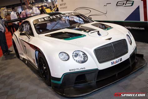 autosport international  bentley continental gt