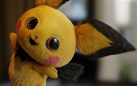 descargar fondos de pantalla pikachu  animacion de