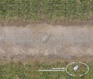 Dirt road texture seamless 20466