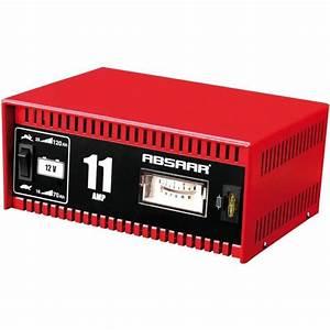 Charger Batterie Voiture : chargeur de batterie absaar 11a 12v achat vente chargeur de batterie chargeur batterie ~ Medecine-chirurgie-esthetiques.com Avis de Voitures